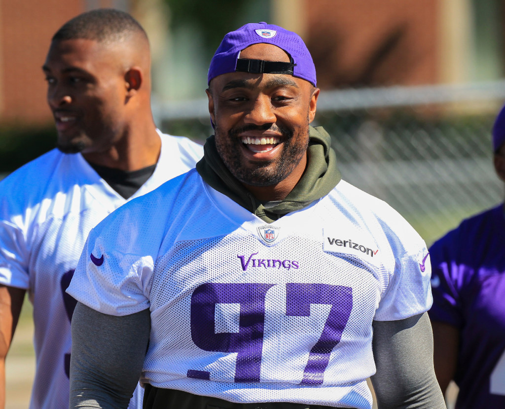 everson griffen - photo #1
