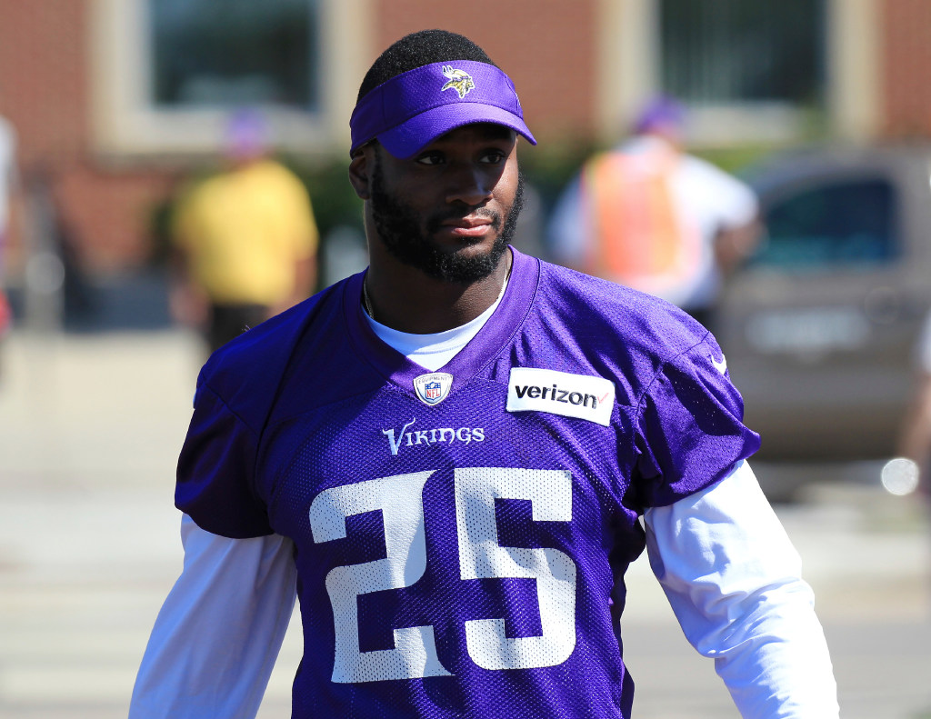 new style 5fa18 200eb Vikings' Murray, Zimmer disagree on the importance of ...