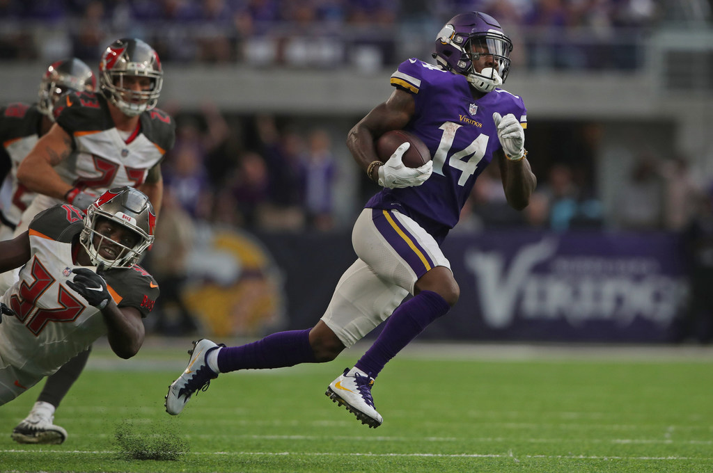 Vikings vs. Ravens game balls: Latavius Murray has his breakout game