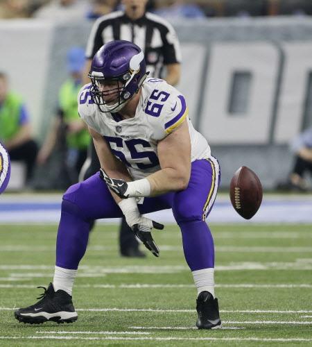 Panthers end Vikings' eight-game winning streak, 31-24
