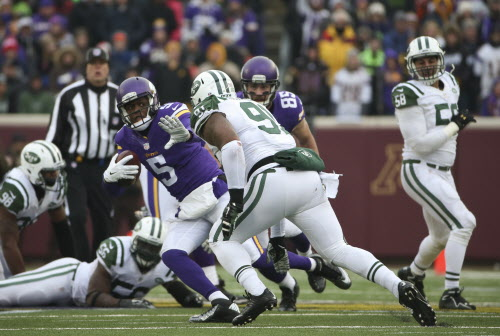 DT Sheldon Richardson reaches 1-year deal with Vikings
