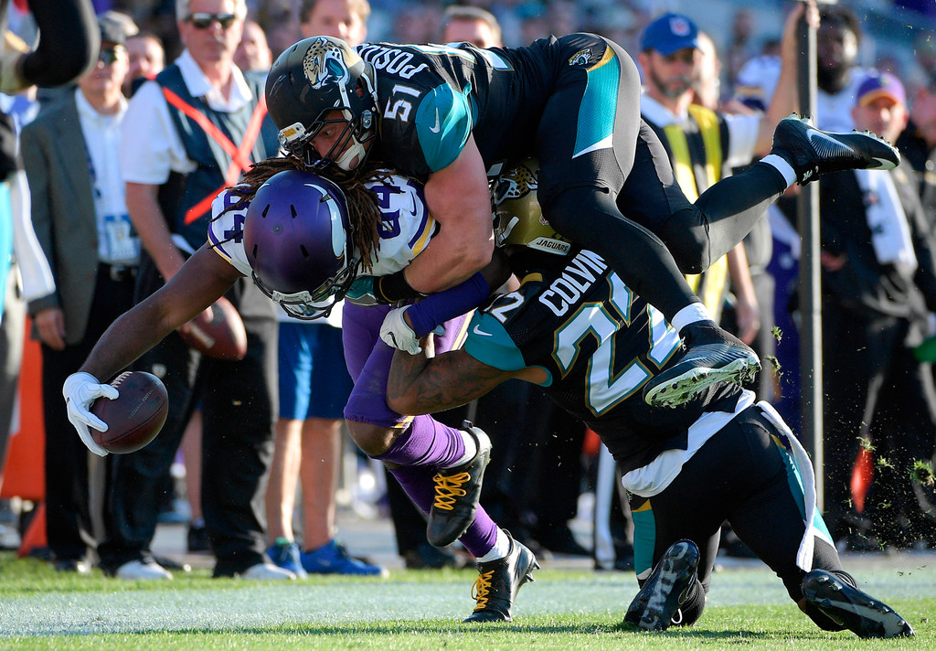 Vikings to host Jaguars for joint training camp practices