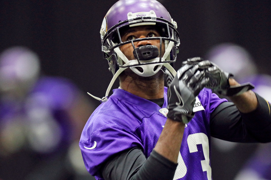 Newman takes a turn at safety during Vikings  minicamp - StarTribune.com e7f83f41e