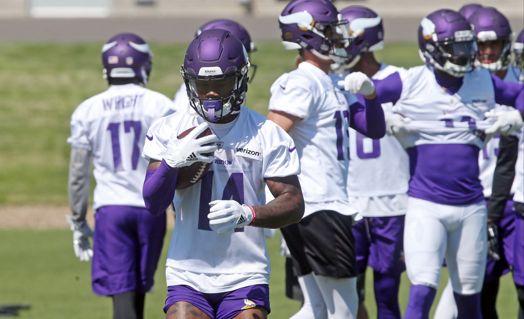 Diggs and Thielen: Can Vikings keep one of the NFL's top
