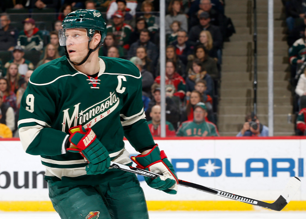 Wild, captain Mikko Koivu agree to 2-year, $11 million deal