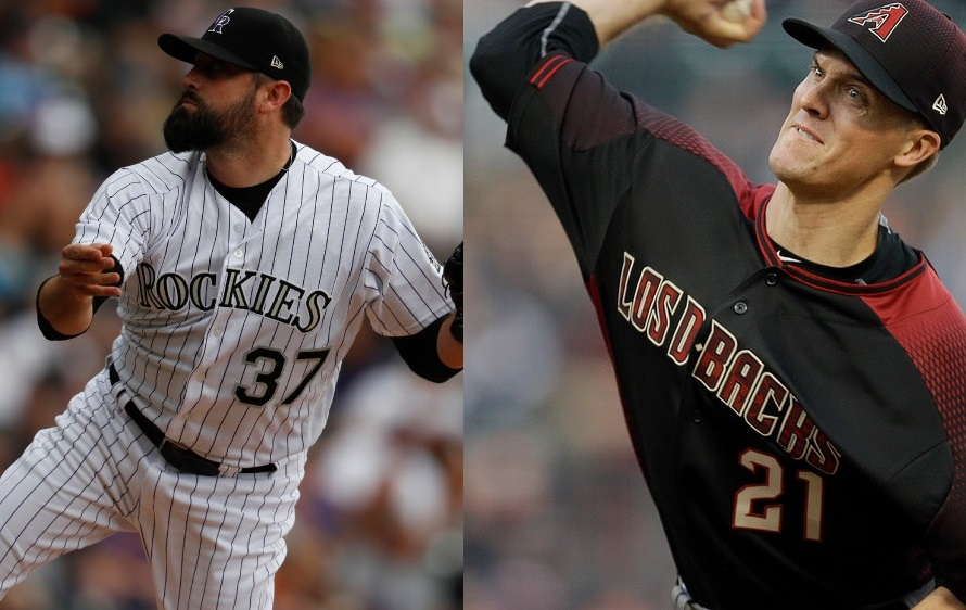 Pat Neshek calls Zack Greinke a 'turd' for refusing to sign autograph