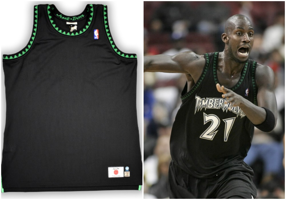 aa9c2291ba8 So the brand Mitchell   Ness has collaborated with designer Don C on some  vintage NBA jerseys that are … well … hmmmm.