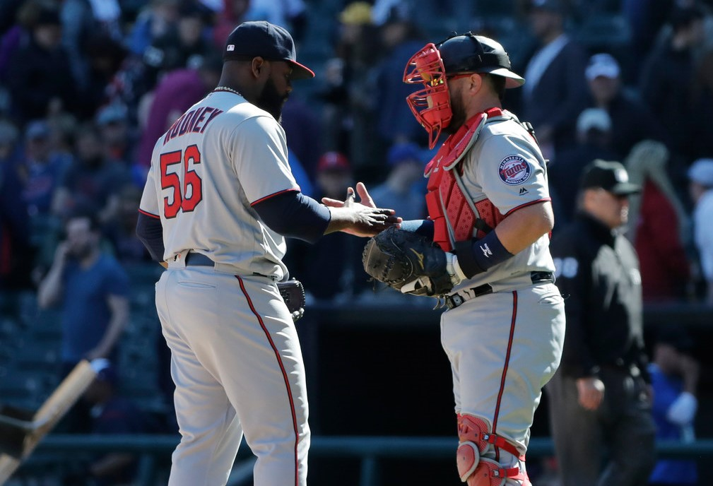 Is Twins\' Bobby Wilson even better at \'pitch framing\' than Jason ...