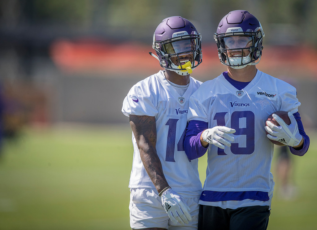 Diggs to Thielen on Twitter: 'I just want my brother back