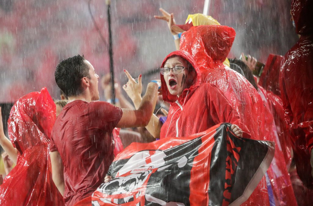 Bought a ticket for Nebraska's canceled game? Too bad, no
