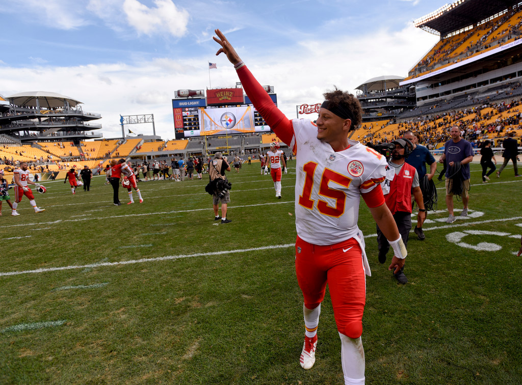 Alex Smith Was Reportedly Nicer To Patrick Mahomes Than Jack