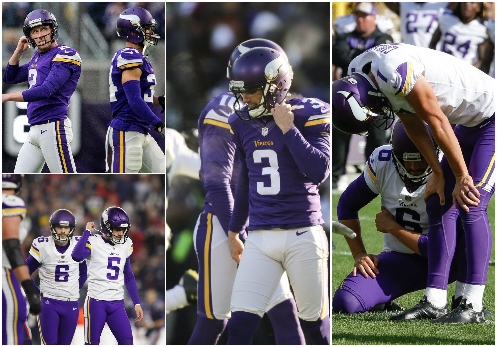 5aeb1eb3eac There was a time, if you can believe it, that the Vikings enjoyed  above-average, drama-free placekicking. Ryan Longwell started that path in  2006, ...