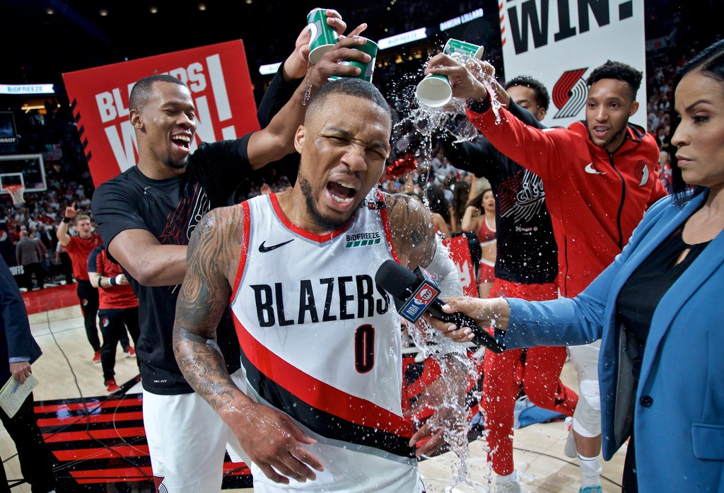300d723a6b6 In praise of Damian Lillard and his loyalty in the modern NBA ...