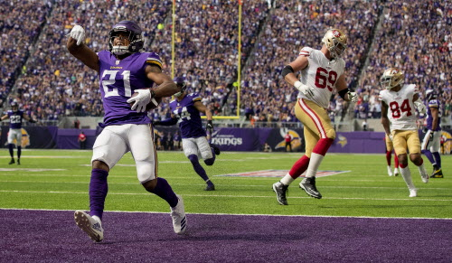 Vikings have been dominant at home since U.S. Bank Stadium opened ... 52a2e1d31