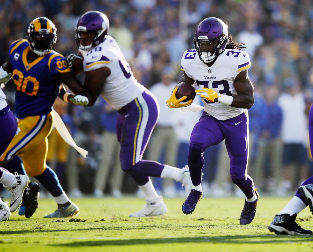 Vikings plan to use Dalvin Cook in limited role vs. Cardinals ... 703a7a144