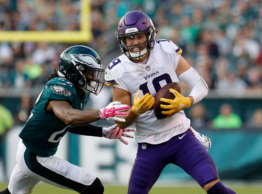 3c63f4fd127 Mailbag: When do the Vikings need to make paying Adam Thielen a priority?