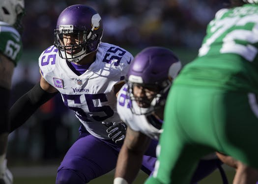 Anthony Barr Plans To Sign With New York Jets