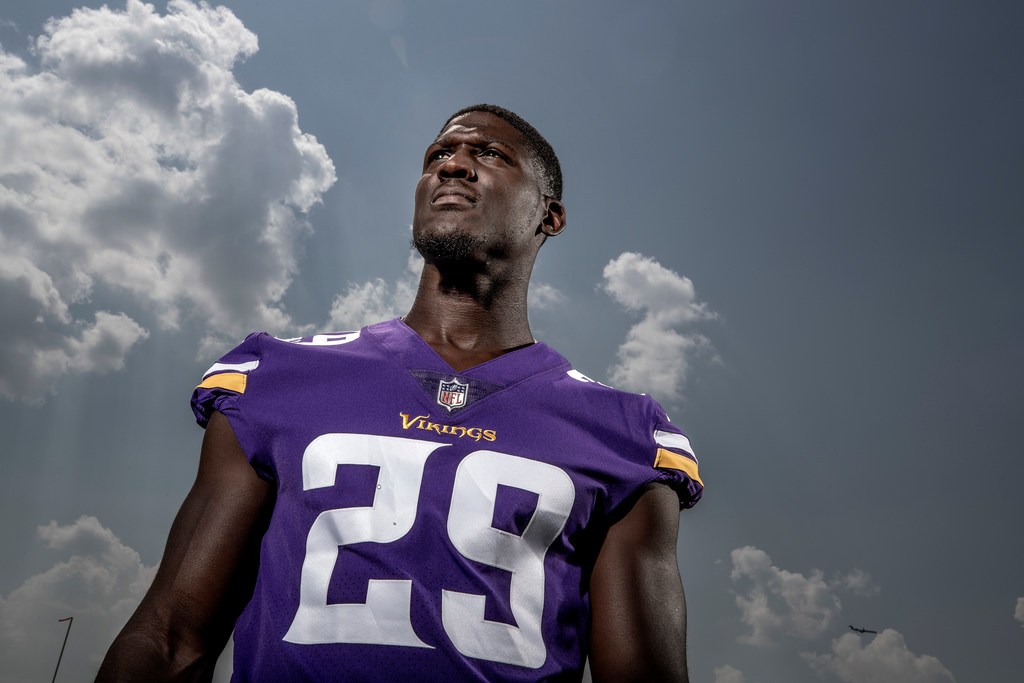 Colts, CB Xavier Rhodes Agree To Deal