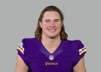 RandBall QA Vikings Audie Cole On Playing Time And Linebacker - Audie cole