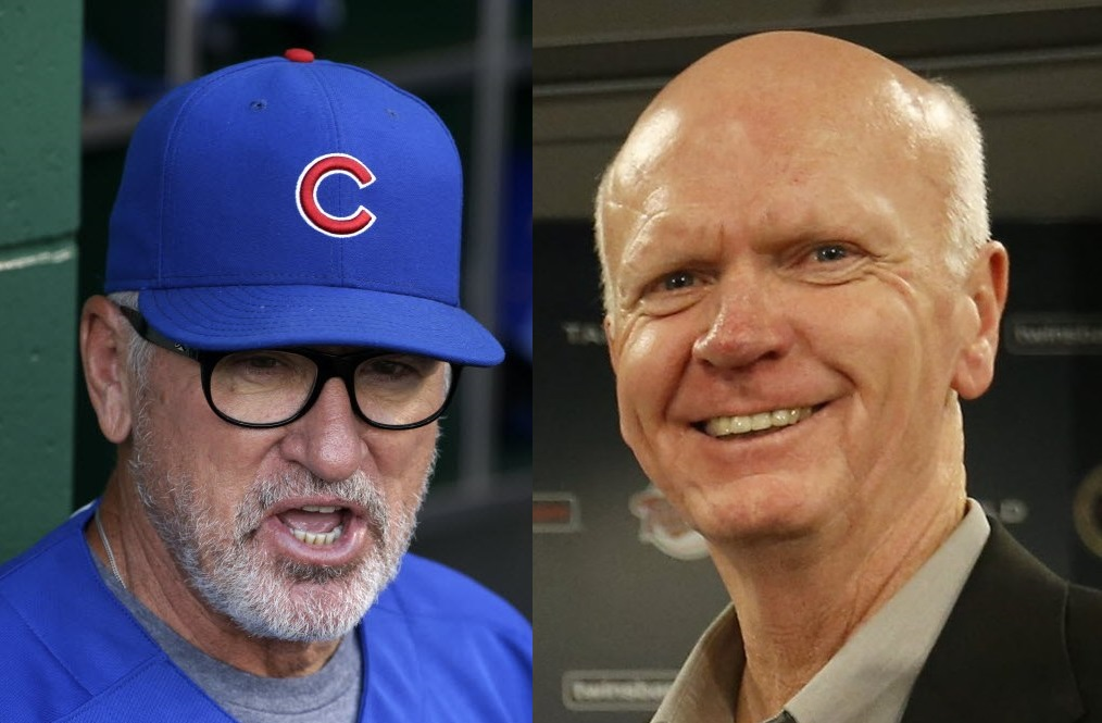 e5d24750 The Chicago Tribune has an interesting piece up, talking to Cubs manager  Joe Maddon about his interview with former Twins GM Terry Ryan in 2014 as  part of ...