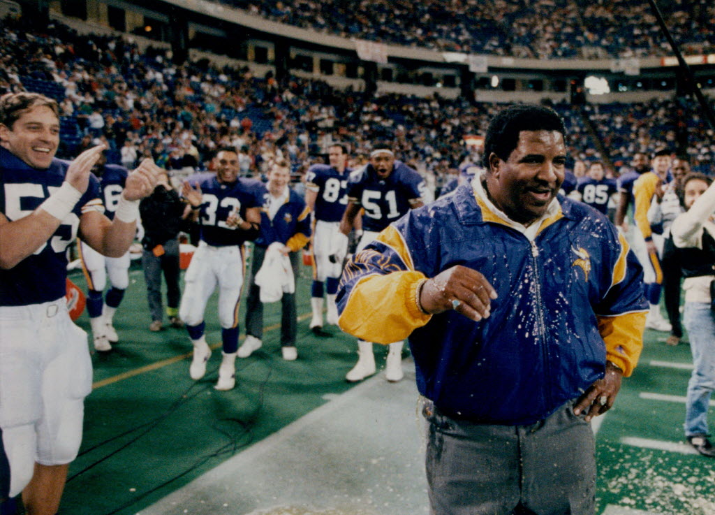 He Was Who We Thought He Was The Best Dennis Green Quotes Gorgeous Best Vikings Quotes