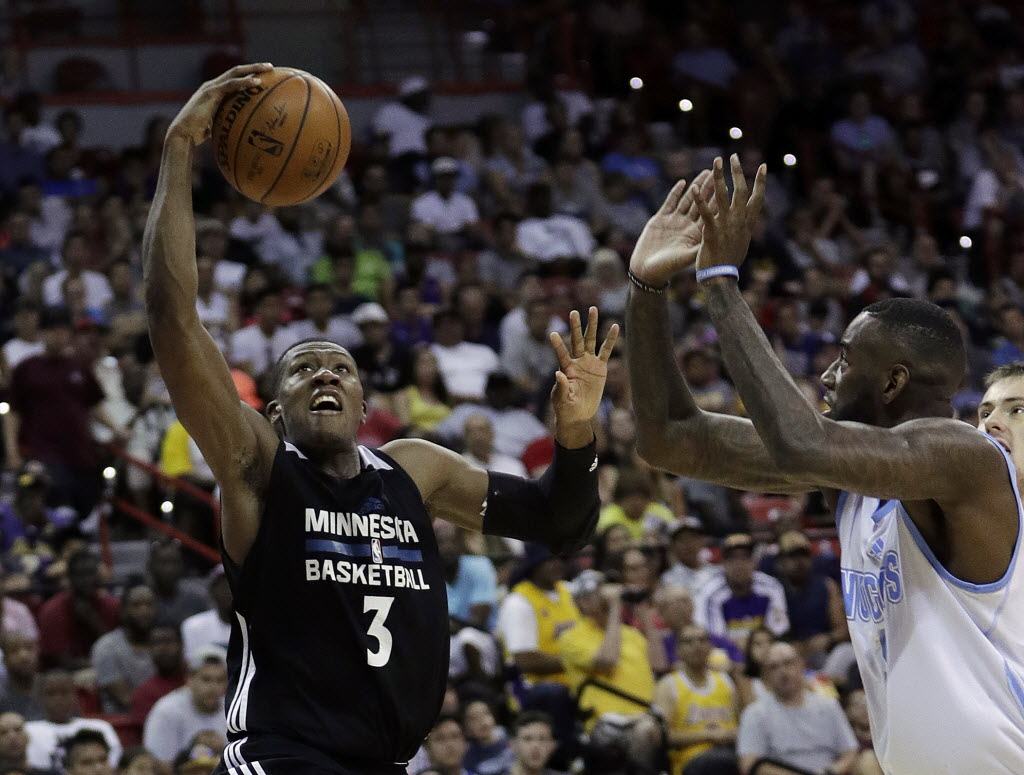 watch f43ee 62427 Wolves' Kris Dunn says he's healthy after concussion in ...