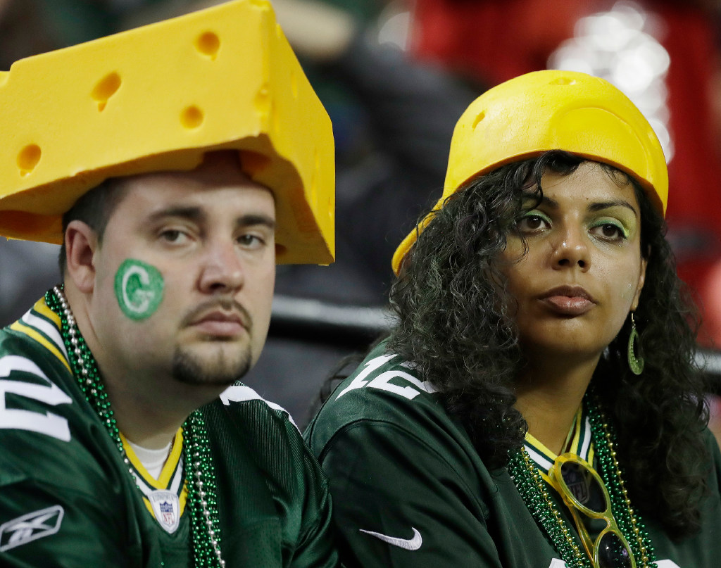green bay packers fan base
